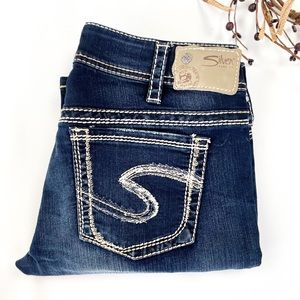 30x31 Tuesday Silver Jeans
